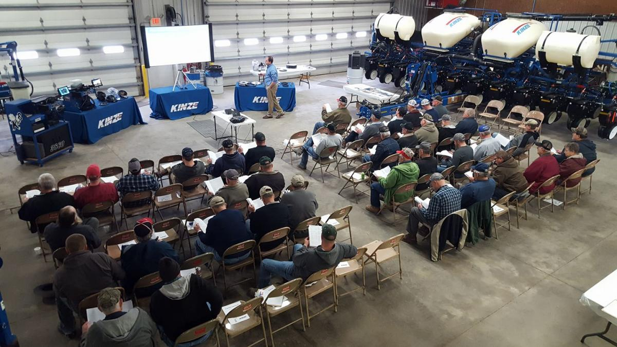 Kinze Planter Clinic