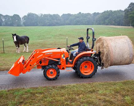 Kubota Tractors Apple Farm Service Inc