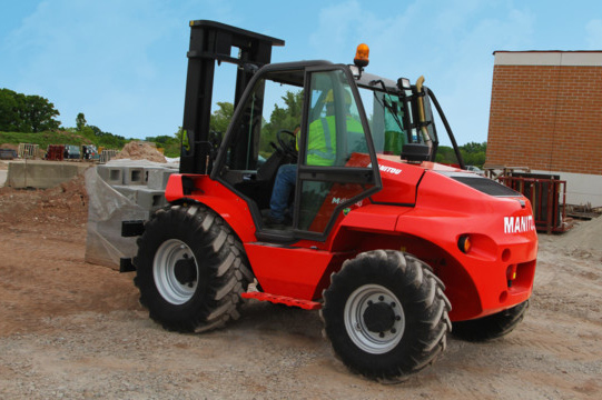 Manitou Forklifts Apple Farm Service Inc