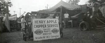 Apple Farm Service History