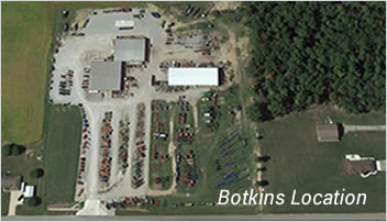 Apple Farm Service Botkins Location