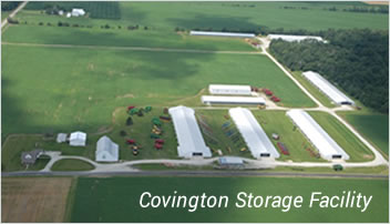 Apple Farm Service Covington Storage Facility