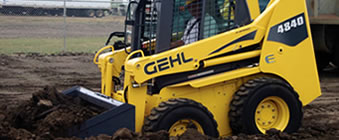 Gehl Construction Equipment