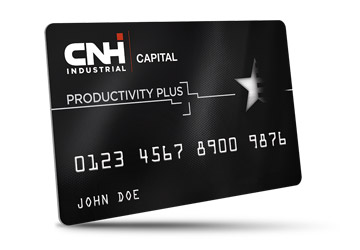 CNH Capital Card