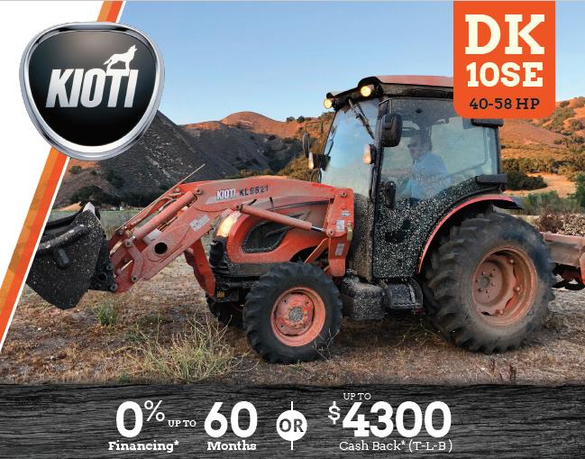 Kioti | Apple Farm Service Inc