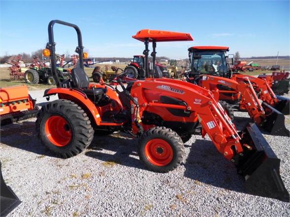 Kioti Tractors 2610 : Kioti ck hst apple farm service inc