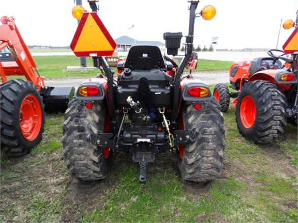 2018 Kioti Tractors : Kioti ck se hst apple farm service inc