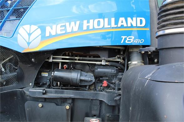 2015 NEW HOLLAND T8 410 62707 | Apple Farm Service Inc