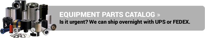 Equipment Parts Catalog