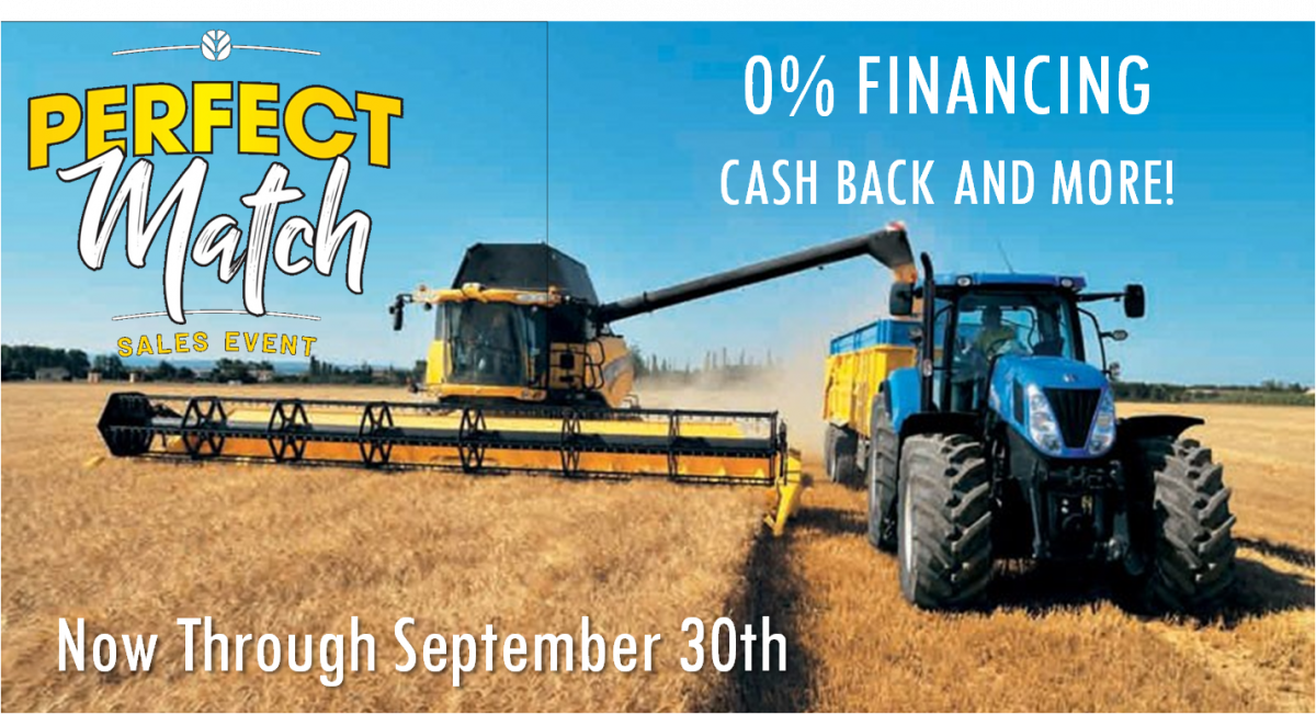 New Holland Financing Special