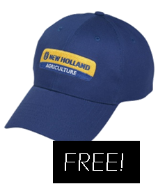 New Holland Hat