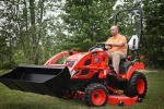 Kioti Lawn Tractor