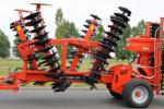Kuhn Krause Discolander Farm Equipment