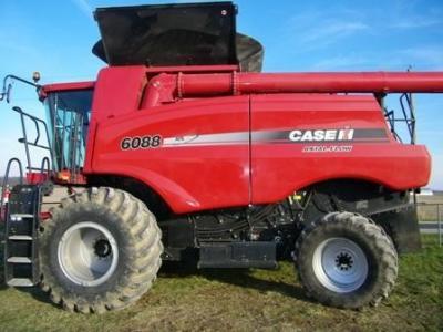2011 CASE IH 6088 52505