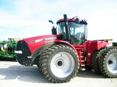 2014 CASE IH STEIGER 400 HD 54759