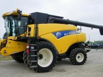 2011 NEW HOLLAND CR9060 55500