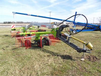 2017 CLAAS LINER 700 TWIN 57787