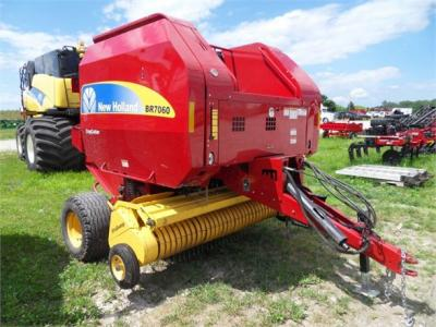 2013 NEW HOLLAND BR7060 59047