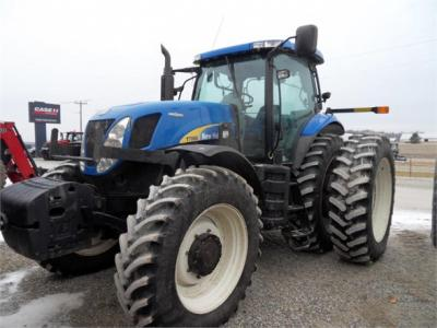 2011 NEW HOLLAND T7060 60519
