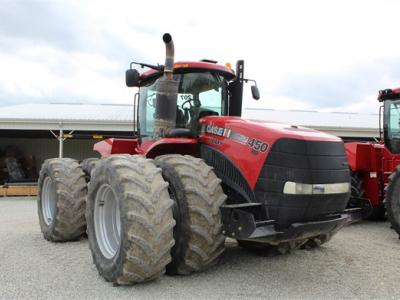 2014 CASE IH STEIGER 450 HD 61310
