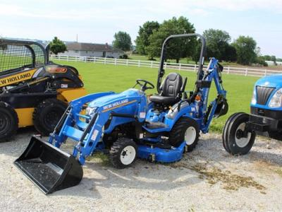 2019 NEW HOLLAND WORKMASTER 25S 61493