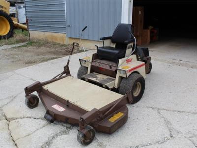 1991 GRASSHOPPER 718 62552