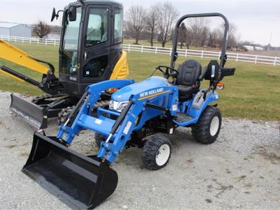 2020 NEW HOLLAND WORKMASTER 25S 63388