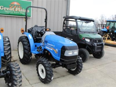 2020 NEW HOLLAND WORKMASTER 25 63396