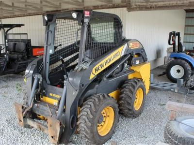 2012 NEW HOLLAND L218 63434