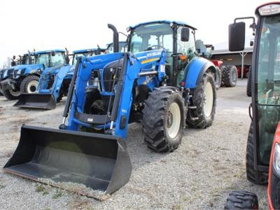 2017 NEW HOLLAND T5.110 63807