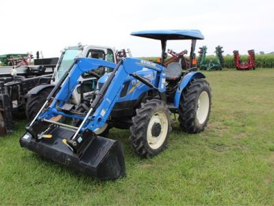 2016 NEW HOLLAND WORKMASTER 60 63998