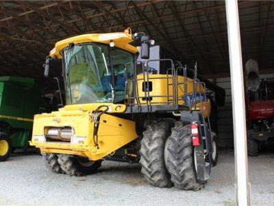 2012 NEW HOLLAND CR7090 65061