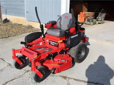 2019 GRAVELY COMPACT-PRO 44 65610