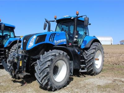 2018 NEW HOLLAND T8.350 65992