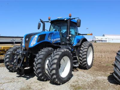 2018 NEW HOLLAND T8.380 65993
