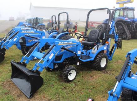 NEW HOLLAND WORKMASTER 25S W3K002937