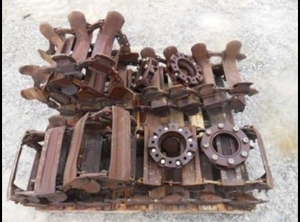Undercarriage, Track Groups LOEGERING L SERIES 45619