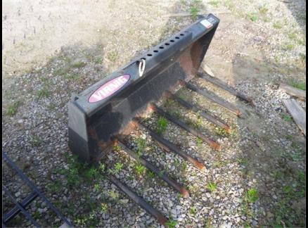 Fork VIRNIG UV48CT 49705