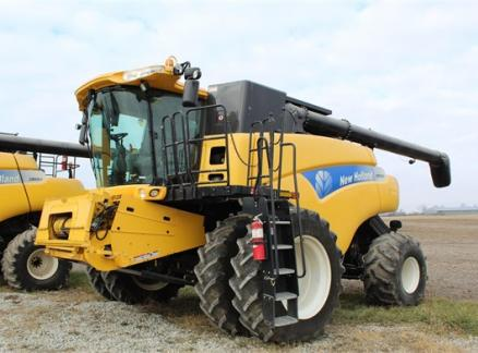 2011 NEW HOLLAND CR9060 53416