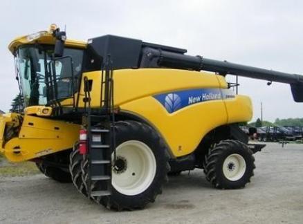 2011 NEW HOLLAND CR9060 55500