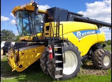 2012 NEW HOLLAND CR7090 56614