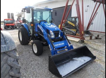 2016 NEW HOLLAND BOOMER 46D 56997