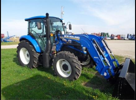 2016 NEW HOLLAND T4.100 57173