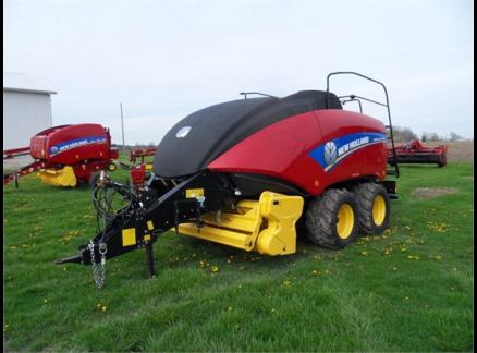 NEW HOLLAND BIG BALER 340S 57530