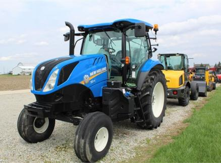 NEW HOLLAND T6.155 58992