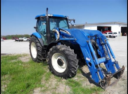 2005 NEW HOLLAND TS125A 59194