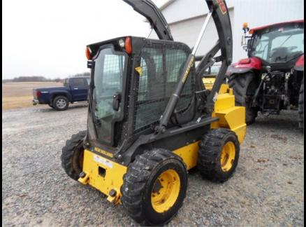 2015 NEW HOLLAND L228 60367