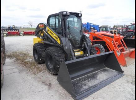 2018 NEW HOLLAND L228 60645