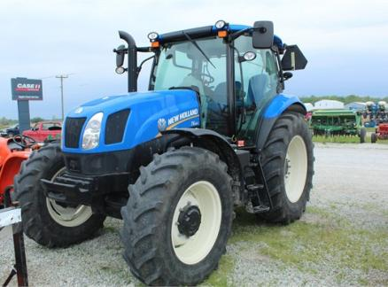 2013 NEW HOLLAND T6.165 60659