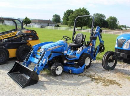NEW HOLLAND WORKMASTER 25S 61493